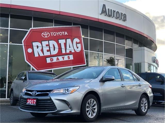 2017 Toyota Camry LE (Stk: 6757) in Aurora - Image 1 of 21