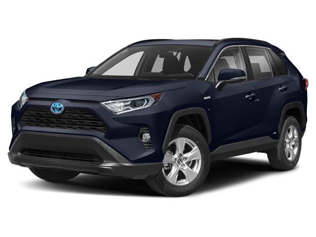2021 Toyota RAV4 Hybrid XLE (Stk: 32170) in Aurora - Image 1 of 9