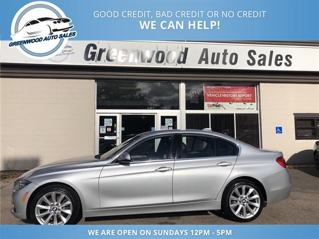2016 BMW 328i xDrive (Stk: 16-76716) in Greenwood - Image 1 of 23