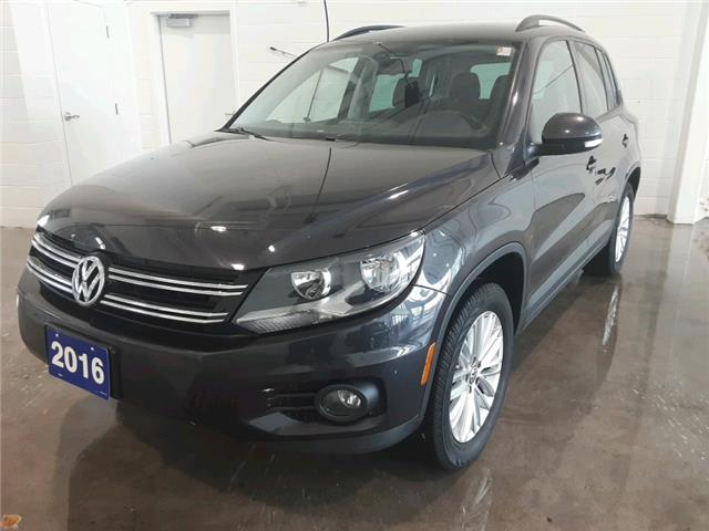 2016 Volkswagen Tiguan Special Edition (Stk: TI20015A) in Sault Ste. Marie - Image 1 of 20