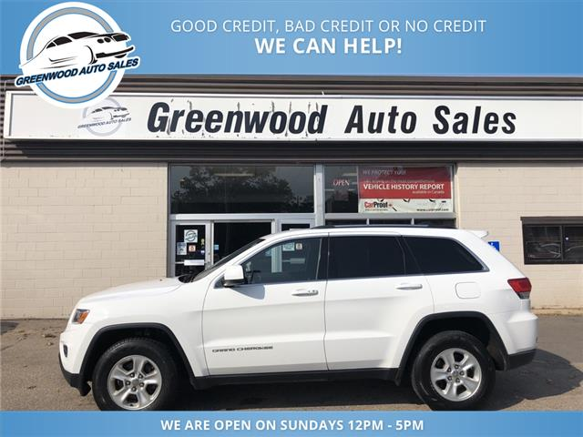 2016 Jeep Grand Cherokee Laredo (Stk: 16-34483) in Greenwood - Image 1 of 24