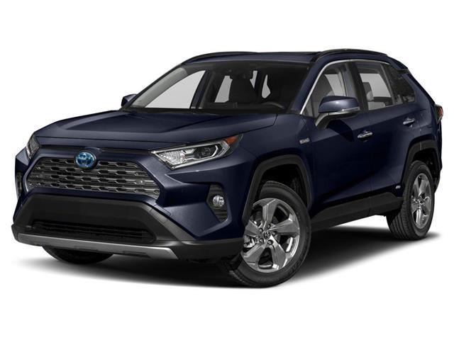 2021 Toyota RAV4 Hybrid Limited (Stk: 32181) in Aurora - Image 1 of 9