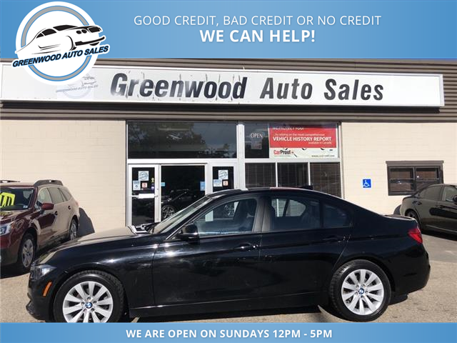 2016 BMW 320i xDrive (Stk: 16-89440) in Greenwood - Image 1 of 23