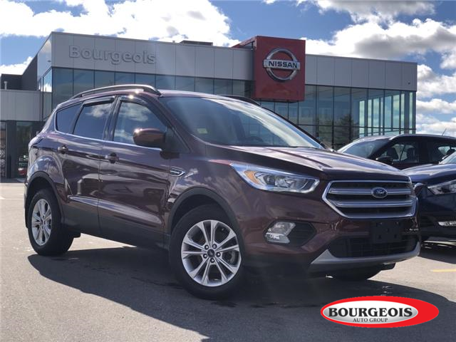 2018 Ford Escape SEL (Stk: 20QA46A) in Midland - Image 1 of 15