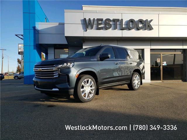 2021 Chevrolet Tahoe High Country (Stk: 21T8) in Westlock - Image 1 of 20