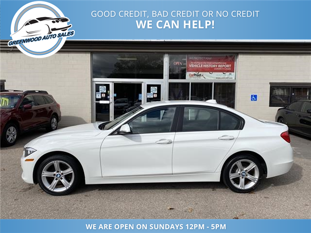 2015 BMW 320i xDrive (Stk: 15-73039) in Greenwood - Image 1 of 25