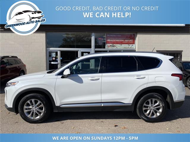 2019 Hyundai Santa Fe Preferred 2.4 (Stk: 19-11770) in Greenwood - Image 1 of 25