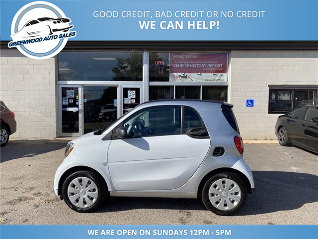 2016 Smart Fortwo Passion (Stk: 16-55012) in Greenwood - Image 1 of 19