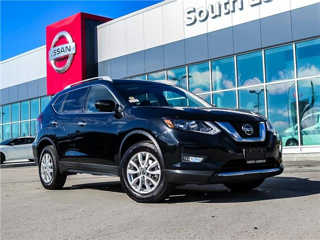 2018 Nissan Rogue SV (Stk: Y20097-1) in London - Image 1 of 27