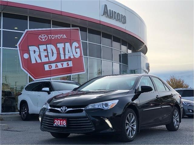 2016 Toyota Camry XLE (Stk: 321771) in Aurora - Image 1 of 25