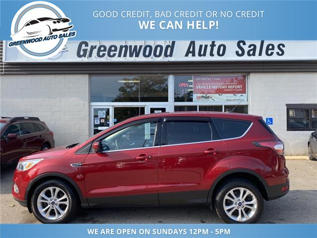 2017 Ford Escape SE (Stk: 17-97033) in Greenwood - Image 1 of 25