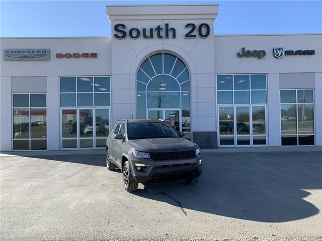2021 Jeep Compass Sport (Stk: 40062) in Humboldt - Image 1 of 22