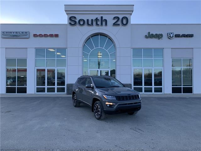 2021 Jeep Compass Sport (Stk: 40063) in Humboldt - Image 1 of 22