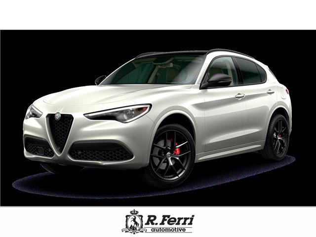 2020 Alfa Romeo Stelvio ti (Stk: 471AR) in Oakville - Image 1 of 1