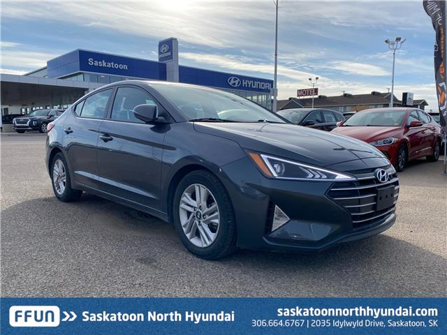 2019 Hyundai Elantra Preferred (Stk: B7764) in Saskatoon - Image 1 of 11