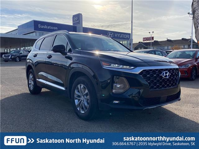 2020 Hyundai Santa Fe Essential 2.4  w/Safety Package (Stk: B7771) in Saskatoon - Image 1 of 11