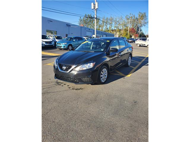 2017 Nissan Sentra S (Stk: p20-257) in Dartmouth - Image 1 of 13