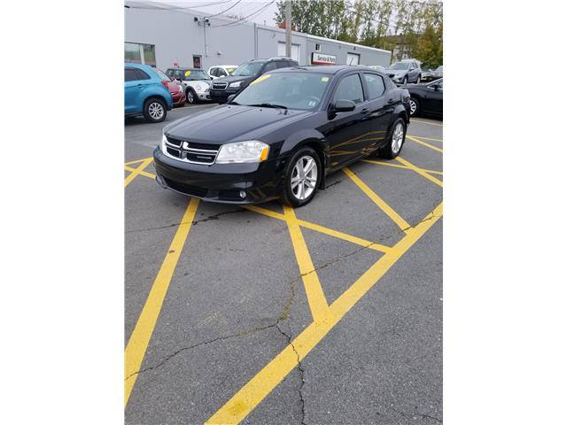 2012 Dodge Avenger SXT (Stk: p20-151) in Dartmouth - Image 1 of 9