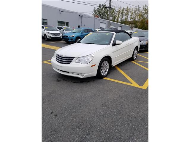 2010 Chrysler Sebring Convertible Touring (Stk: p20-198) in Dartmouth - Image 1 of 13