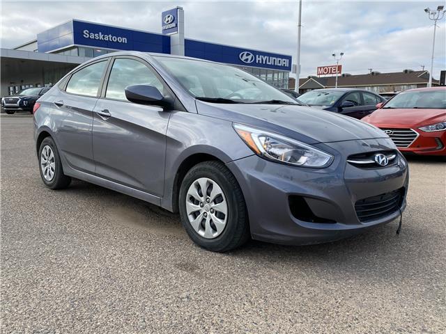 2017 Hyundai Accent GL (Stk: B7775A) in Saskatoon - Image 1 of 11