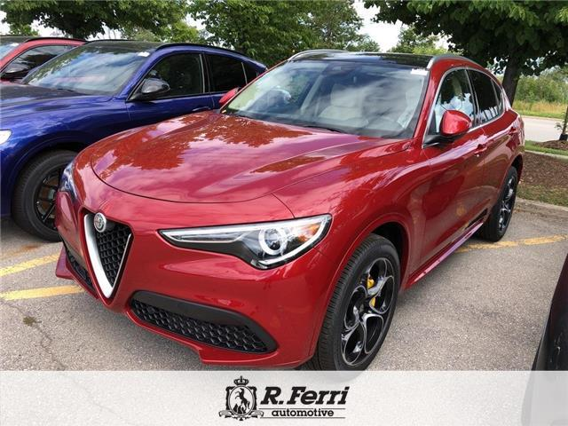 2020 Alfa Romeo Stelvio ti (Stk: 447AR) in Oakville - Image 1 of 5