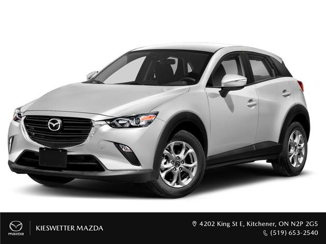 2021 Mazda CX-3 GS FWD at (Stk: 36801) in Kitchener - Image 1 of 9