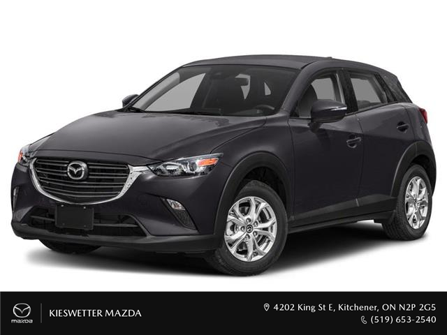 2021 Mazda CX-3 GS AWD at (Stk: 36825) in Kitchener - Image 1 of 9