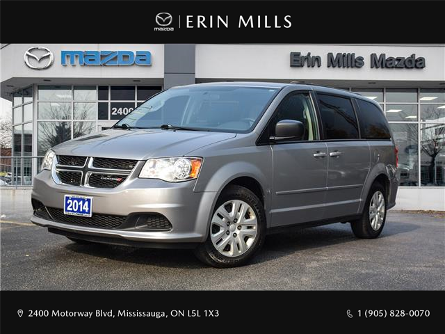 2014 Dodge Grand Caravan SE/SXT (Stk: 20-0175A) in Mississauga - Image 1 of 26