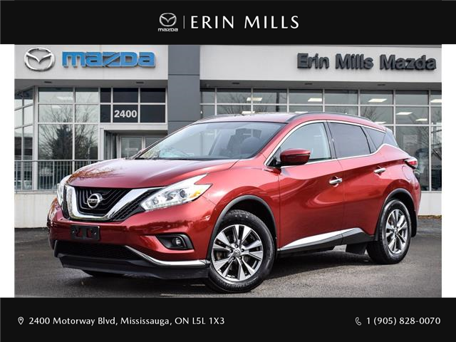 2016 Nissan Murano SV (Stk: 20-0238A) in Mississauga - Image 1 of 30