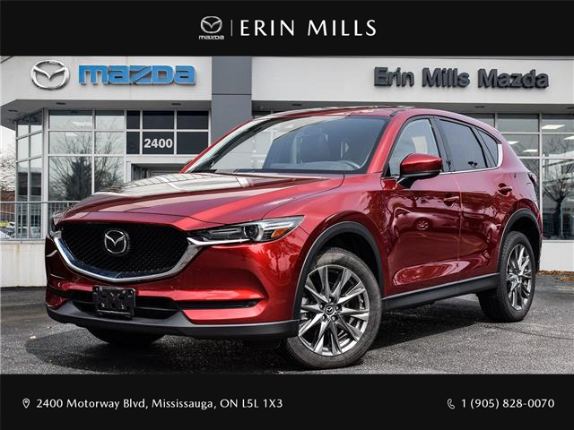 2019 Mazda CX-5 Signature (Stk: P4582) in Mississauga - Image 1 of 28