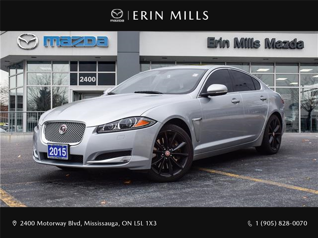 2015 Jaguar XF  (Stk: R0200A) in Mississauga - Image 1 of 26