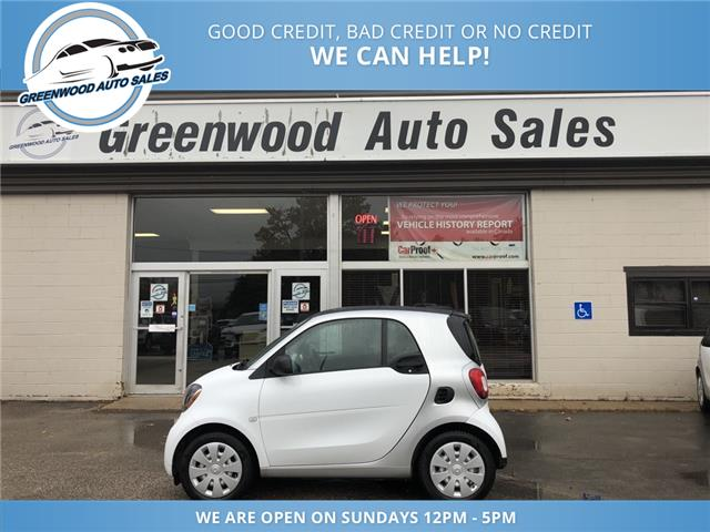 2016 Smart Fortwo Passion (Stk: 16-55246) in Greenwood - Image 1 of 23