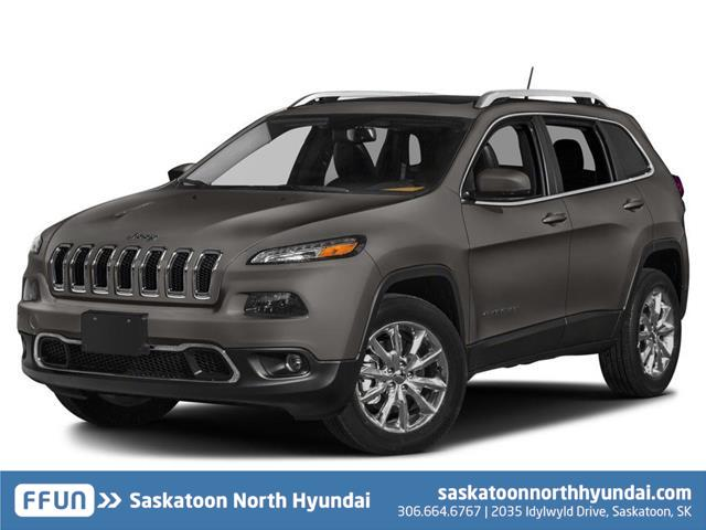 2017 Jeep Cherokee Limited (Stk: B7791) in Saskatoon - Image 1 of 10