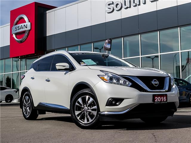 2016 Nissan Murano SL (Stk: L20067-1) in London - Image 1 of 25