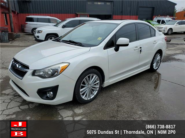2013 Subaru Impreza 2.0i Limited Package (Stk: 6489) in Thordale - Image 1 of 11