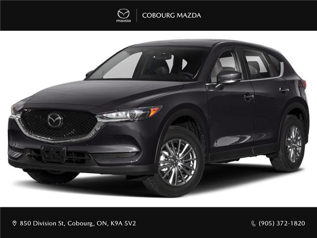 2021 Mazda CX-5 GS (Stk: 21036) in Cobourg - Image 1 of 9