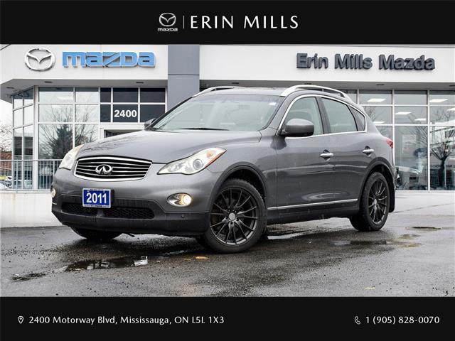 2011 Infiniti EX35 Luxury (Stk: 21-0083A) in Mississauga - Image 1 of 12