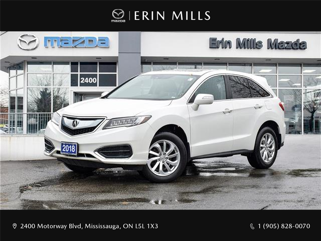 2018 Acura RDX Tech (Stk: P4596) in Mississauga - Image 1 of 30