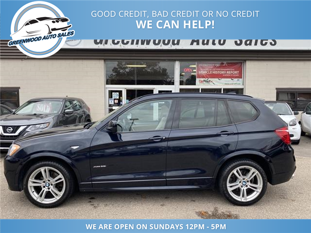 2014 BMW X3 xDrive35i (Stk: 14-83691) in Greenwood - Image 1 of 26