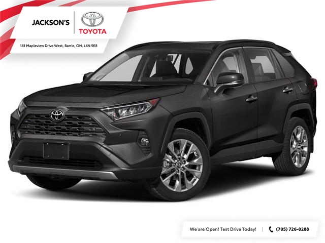 2021 Toyota RAV4 Limited (Stk: 13827) in Barrie - Image 1 of 9