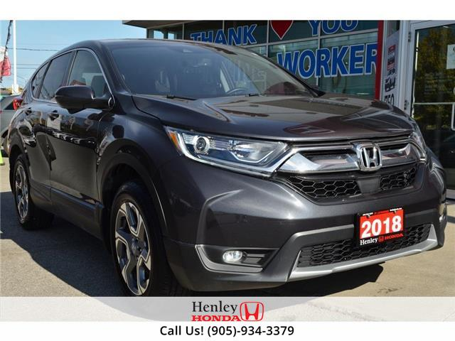 2018 Honda CR-V LEATHER   REAR CAM   BLUETOOTH (Stk: B0994) in St. Catharines - Image 1 of 26