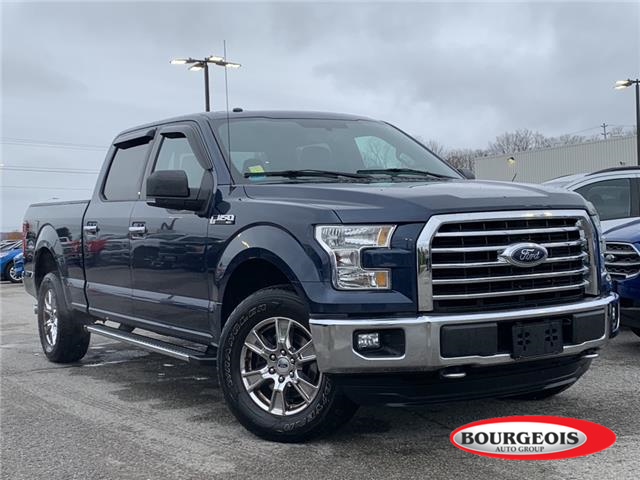 2016 Ford F-150 XLT (Stk: 20RT14A) in Midland - Image 1 of 11