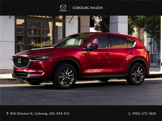 2021 Mazda CX-5 GT (Stk: 21039) in Cobourg - Image 1 of 5