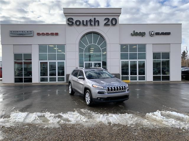 2017 Jeep Cherokee North (Stk: B0144A) in Humboldt - Image 1 of 22