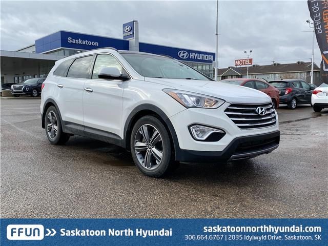2013 Hyundai Santa Fe XL Limited (Stk: 50060A) in Saskatoon - Image 1 of 9