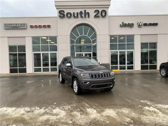 2017 Jeep Grand Cherokee Limited (Stk: 40068A) in Humboldt - Image 1 of 21