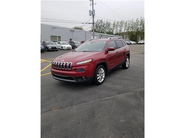 2014 Jeep Cherokee Limited FWD (Stk: p20-290a) in Dartmouth - Image 1 of 14