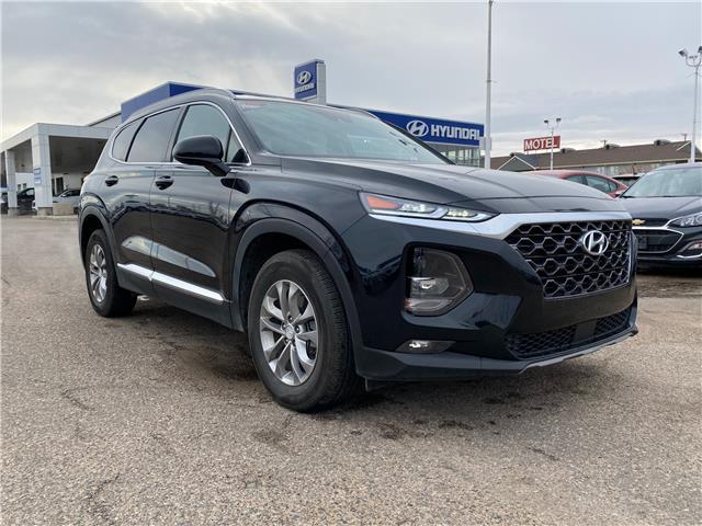 2020 Hyundai Santa Fe Essential 2.4  w/Safety Package (Stk: B7786) in Saskatoon - Image 1 of 11