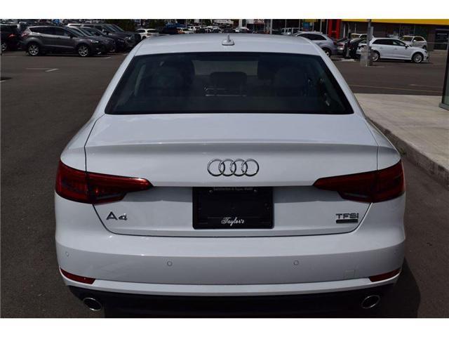 2017 Audi A4 2.0T Progressiv (Stk: 170027) in Regina - Image 12 of 42