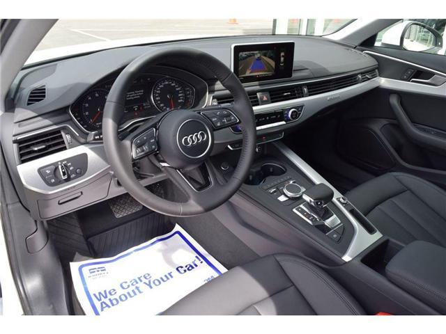 2017 Audi A4 2.0T Progressiv (Stk: 170027) in Regina - Image 14 of 42